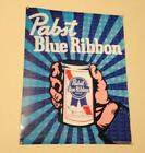 Pabst Blue Ribbon Poster