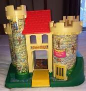 Vintage Fisher Price Castle
