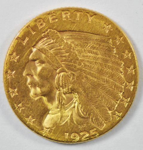 1925 Indian Gold Coin Ebay