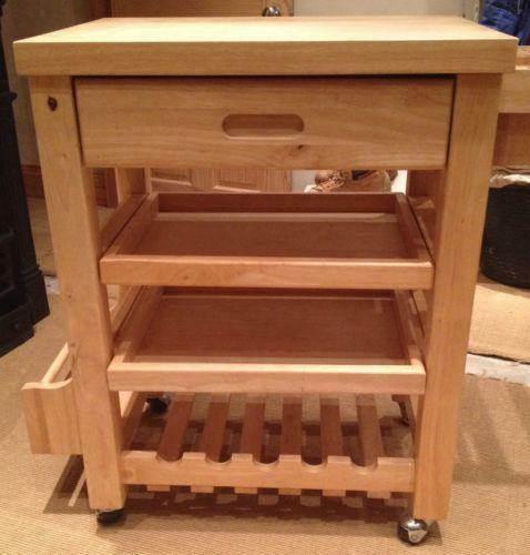butchers block island ebay