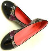 Womens Flat Sandals Size 8.5