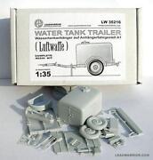 Military Water Tank