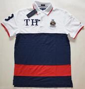 Mens Tommy Hilfiger Short-sleeve Polo Shirt