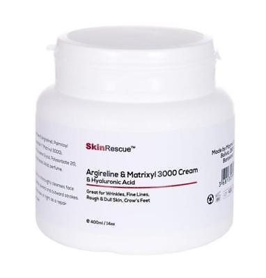 Hyaluronsäure Argirelin Creme Gel Fix Lift Verringert Falten Fettige Haut 400ml ()