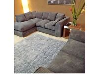 SALE OFFER AVAILABLE ON ALL NEW JUMBO CORD CORNER & 3+2 SEATER SOFA SET AVAILABLE IN STOCK