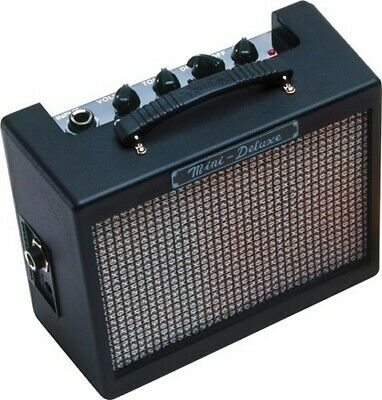 Fender MD20 Mini Deluxe Guitar Combo Amplifier