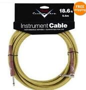 Fender Guitar Cable Tweed
