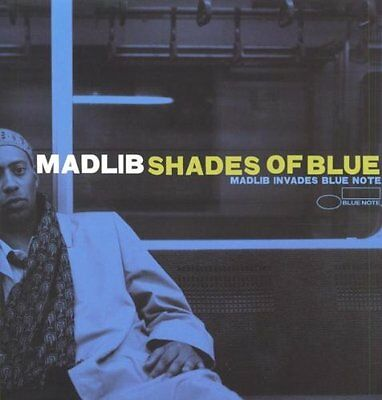 MADLIB : SHADES OF BLUE  (Double LP Vinyl) sealed