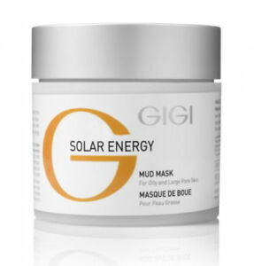 GIGI Solar Energy – Mud Mask For Oily & Large Pore Skin 250ml 8.4fl.oz