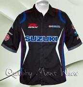 Suzuki Pit Shirt