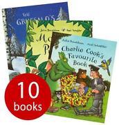 Julia Donaldson 10 Books