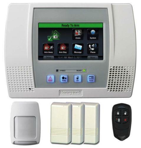 honeywell l5100 security systems ebay. Black Bedroom Furniture Sets. Home Design Ideas