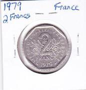 1979 2 Francs