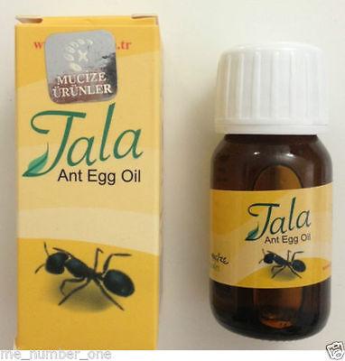 Tala Ameiseneieröl  Ameisen Ei Öl 1x20 ml dauerhafte Haarentfernung LANGE MHD