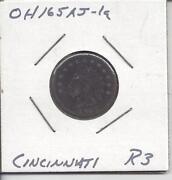 1862 Civil War Token
