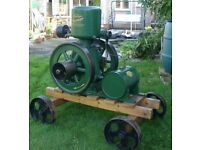 Stationary Engine Wanted, Lister, Bamford, Ruston, Wolesley etc