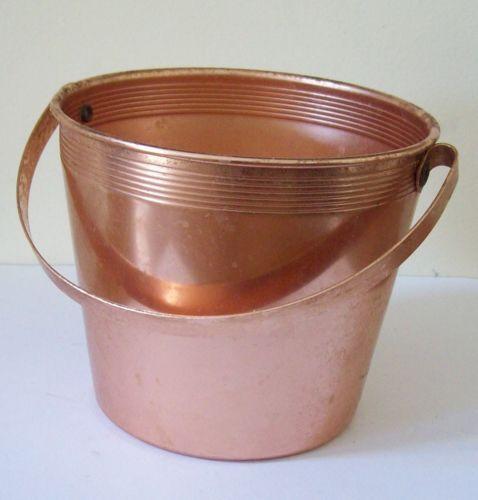 Copper Ice Bucket Ebay