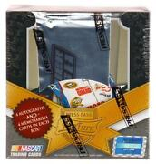 NASCAR Press Pass Box