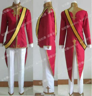 NEW Cardcaptor Sakura Ri Shaoran Red Halloween Suit Cosplay Costume - Halloween Costumes Ri