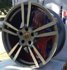 22 Overall Diameter Car and Truck Wheel and 22 Rim Diameter Tyre Packages 10 Rim Width