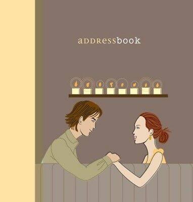Very Good, Couples Mini Address Book, , Book