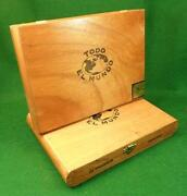 Wooden Cigar Box Lot