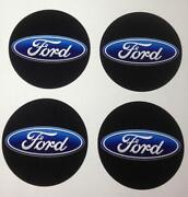 Ford Center Cap Decal