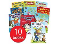 I Am Reading Collection - 10 book collection