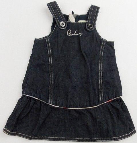 Burberry Pinafore Dress