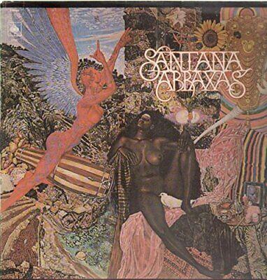 Santana - Abraxas  Vinyl LP Gatefold New & Sealed
