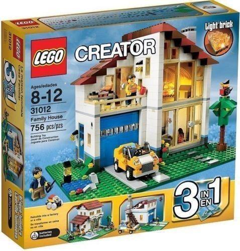 Lego House Ebay
