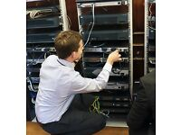 Become a CCNA-CCNP Network Engineer & Gain Hands-on International Work Experience