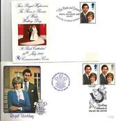 Royal Wedding Stamps 1981