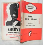 Old Penguin Books