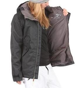 Burton Womens Logan Jacket winter ski snowboard coat S-XL NEW