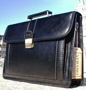 Mens Designer Messenger Bag