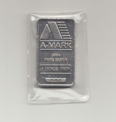 A Mark Silver Bar Ebay