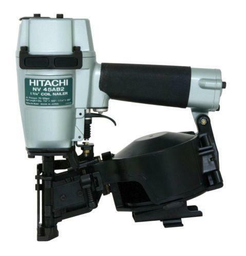 Hitachi Roofing Nailer Ebay