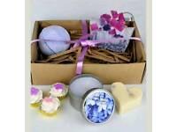 Parma violet gift set