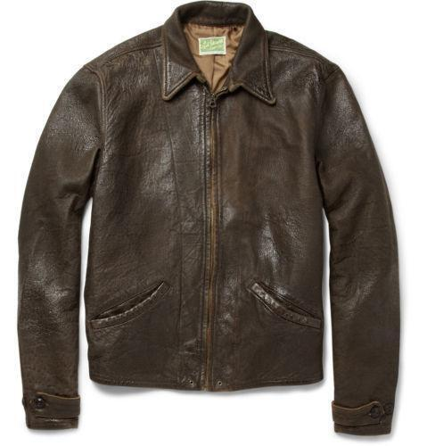 Levi leather jacket