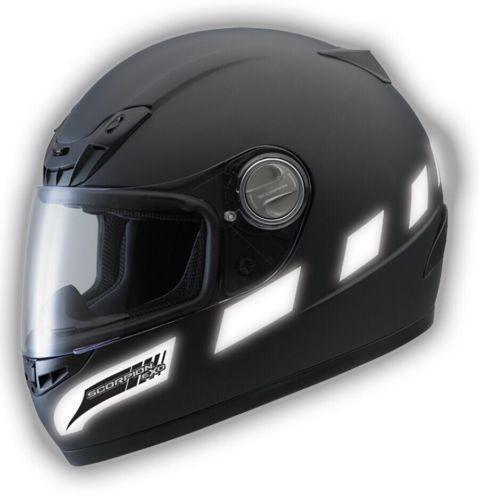 Reflective Motorcycle Helmet Stickers | eBay