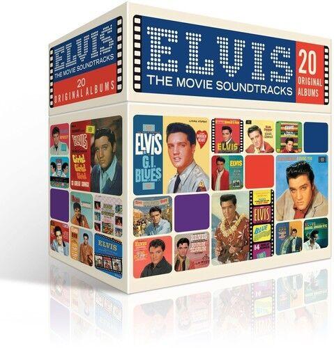 Movie Soundtracks (20cd) - Elvis Presley (2014, CD NEW)
