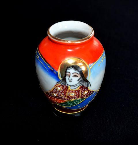 Occupied Japan Mini Vase Ebay