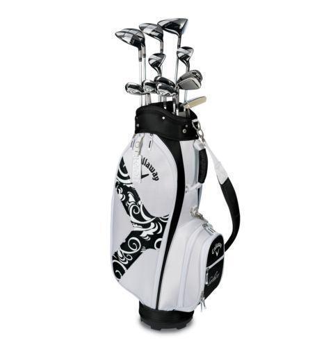Callaway Solaire Womens Golf Set | eBay Callaway Golf Club Set