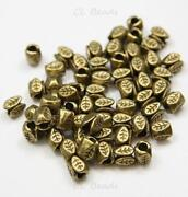 Brass Spacer Beads