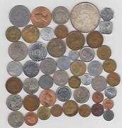 Unsearched Lot World Coins