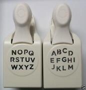 Alphabet Punches