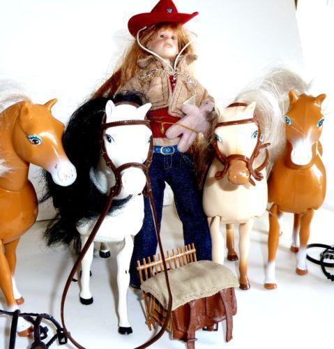 Barbie Horse Stable Ebay