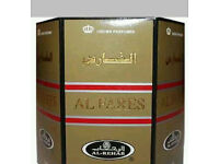 Attar, ittar, alcohol free perfume, 6ml roll on, al fares, red rose, soft, classic, u2, and more