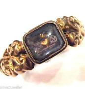 Biedermeier Ring